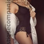 Meet gorgeous and intelligent Naomi, an escort date in Frankfurt