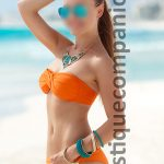 Gorgeous GFE bikini model escort LA