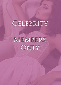 Meet a celebrity model & actress,, available to VIPs only.